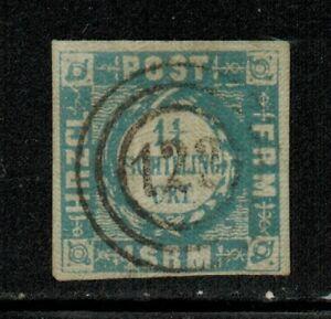 Germany Schleswig-Holstein #15 1864 Used
