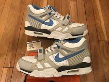 Nike Air Trainer 3 B Mens 11 worn 1x 2002 Bo Jackson 679066 143 Max SC Max Blue