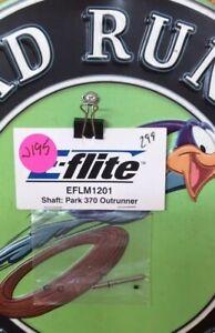 E-Flite EFLM1301 Shaft:Park 370 Outrunner NewInPackage 🇺🇸 USA Shipped