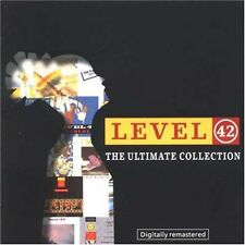 Level 42 - Ultimate Collection [New CD] UK - Import