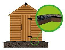 GRID ECO KIT PERMEABLE PLASTIC BASE HEAVY DUTY GRIDS PERMEABLE PAVING MATS GRIDS