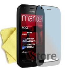5 Unidades Película Para Nokia Lumia 710 Proteger Guardar Pantalla LCD Películas