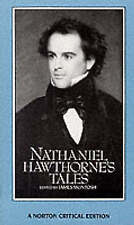 Nathaniel Hawthorne's Tales (Norton Critical Editions), By Hawthorne, N,in Used