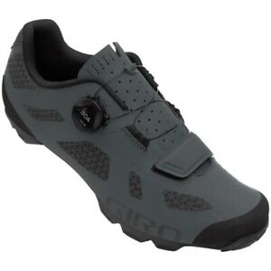 Giro Rincon men's Cycling Mountain bike Shoe size EU 43 US 9.5 Portaro grey
