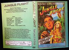 JUNGLE FLIGHT - DVD - Robert Lowery, Ann Savage