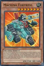YU-GI-OH TRADING CARD GAME SINGLE FOIL CARD MACHINA FORTRESS