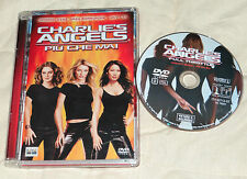 Charlie's Angels - Più che mai JEWEL BOX (DVD; 2003) *OTTIMO*.