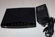 ZOOM 5554 ADSL X5 ETHERNET/USB MODEM, GATEWAY, ROUTER, FIREWALL & 4 P/SWITCH #CR