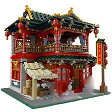 Chinese Pub 3267 piece compatible blocks model