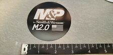 STATIC Smith and Wesson M&P 2.0 LOGO Decal Sticker MUZZLE LOADER GUN