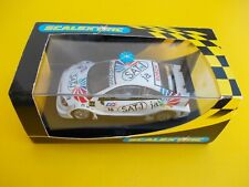 SCALEXTRIC C2409 OPEL ASTRA SAT 1 NEAR MINT BOXED CONDITION WITH FRONT LIGHTS