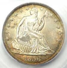 1856-O Seated Liberty Half Dollar 50C - Certified ICG MS64 (BU) - $2,120 Value!