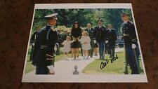 Clint Hill Secret Service Kennedy detail signed autographed photo zapruder film