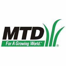 """Genuine MTD 942-0741A Factory Parts Riding Mower Blade for 21"""" Mower Deck"""