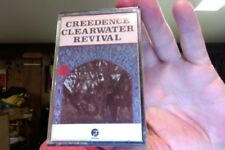 Creedence Clearwater Revival- self titled debut- new/sealed cassette- import