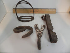 Primitive Barn-find Hardware, 1800s, Carriage?
