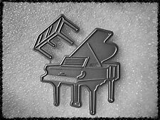 Piano/Keyboard/Stool Cutting Die,Stencil,Crafts,Card Making,Scrapbooking,DIY,
