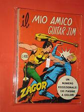 ZAGOR NO ZENITH N°100 B-A COLORI -DA LIRE 400 SERIE ROSSA-GALLIENO FERRI BONELLI