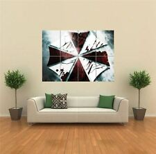 VIDEO S RESIDENT EVIL UMBRELLA GIANT ART PRINT POSTER PICTURE WALL G1529