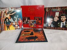 CROWDED HOUSE - THE ORIGINALS - OZ 3 X CD BOX SET - VERY CLEAN