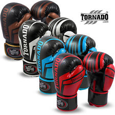 Boxing Gloves MMA Punching Bag Mitts Sparring Muay Thai Fight Training 10oz