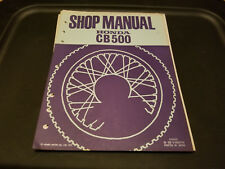 Honda Shop Manual CB500 623231