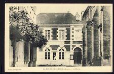 Carte Postale Ancienne 24 - LA ROCHE CHALAIS (Dordogne) La MAIRIE