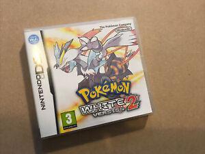 Pokemon White Version 2 DS