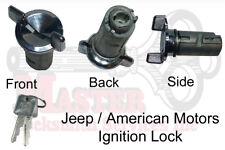 Jeep / American Motors Ignition Lock - 609795