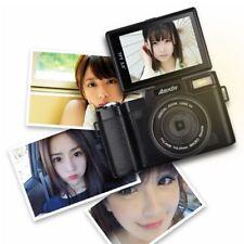 AMKOV CD-R2 24MP 1080P HD Digital SLR DSLR Camera Body +Lens+Filter Camcorder