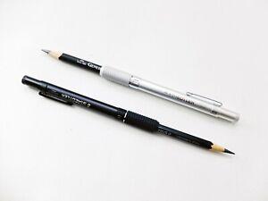 Limited Edition Black STAEDTLER 900 25 Pencil Extender / Holder Brand New