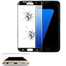 verre blindé Samsung Galaxy S7 bord de G935 Film protection complet COURBURE