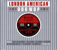 LONDON AMERICAN DOO WOP - 1959 - 1961 (NEW SEALED 2CD)