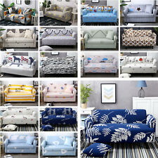 Non Slip Sofa Cover Elastic Stretch Printed Home Sofa Ptotector Easy Wear Soft