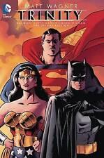 Batman Superman Wonder Woman Trinity Deluxe Edition HC by Matt Wagner (Hardback,