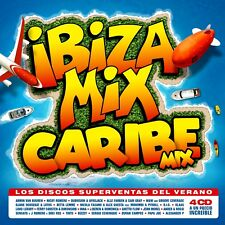 IBIZA MIX + CARIBE MIX 2018-4CD