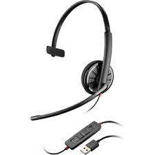 Plantronics Blackwire C310 USB Monaural Headset for PC & Skype