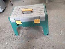 Garden Tool box Seat