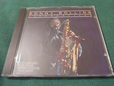 SONNY ROLLINS  ALTERNATIVES  Remastered CD in Excellent Condition