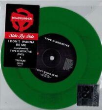 "TYPE O NEGATIVE / TRIVIUM I Don't Wanna Be Me - 7"" / Green Vinyl (RSD BF 2018)"
