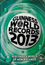 Guinness World Records 2013 by Guinness World Recor Book The Cheap Fast Free
