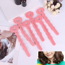 6 Pcs Sponge Curler Hair Rollers Soft Foam Sponge Hair Curlers Tools Strip PFBN