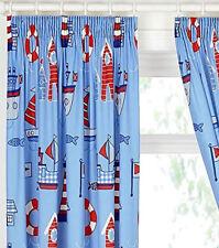 Boys London City Curtains 72s