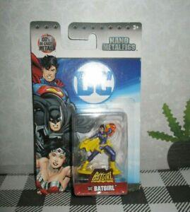 Figure Collectible NANO DieCast Metal Fig DC Comics DC42 Batgirl NEW