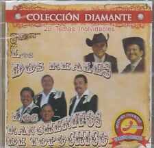 CD - Los Dos Reales Y Los Rancheros De Topochico NEW FAST SHIPPING !
