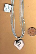 "Leaping Shark 17-19"" pendant necklace Nautical Scottish seaside beach Pottery &"