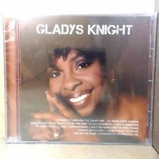 Icon by Gladys Knight & the Pips/Gladys Knight (CD, 2010, Hip-O) SEALED