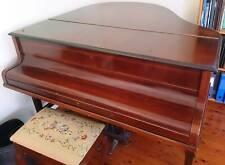 Baby Grand Piano, John Broadwood and Sons, London