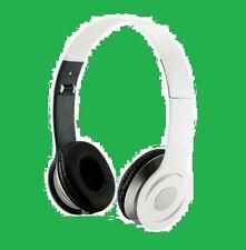 GORRO AURICULARES ESTÉREO Estilo DJ PLEGABLE AURICULARES CERRADO MP3 con micro