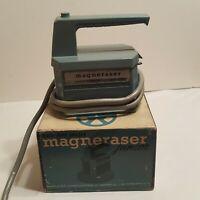 Vintage Magneraser Junior Bulk Tape Eraser - Box -